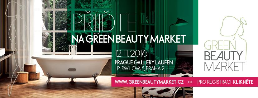 11. a 12. 11. Green Beauty Market poprvé